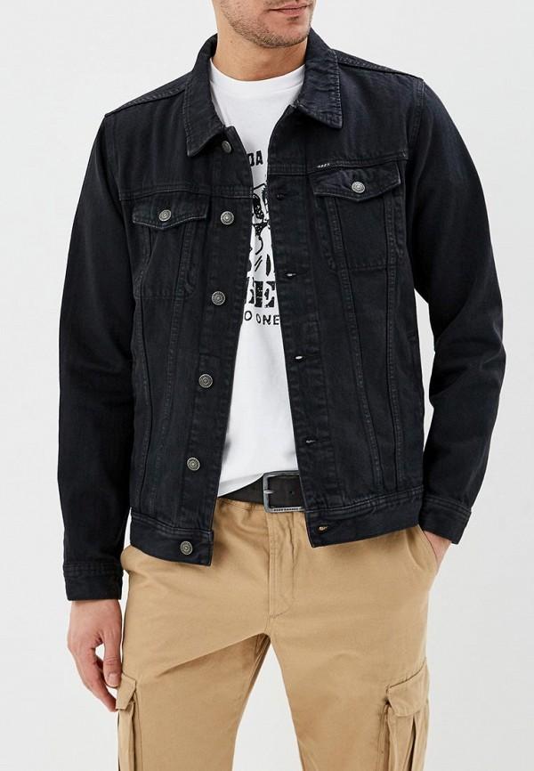 Куртка джинсовая Obey Obey OB006EMDSBR8 кепки obey мужские