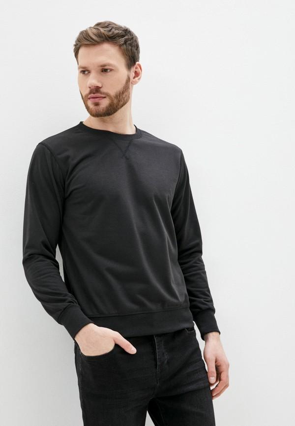 мужской свитшот occhibelli, черный