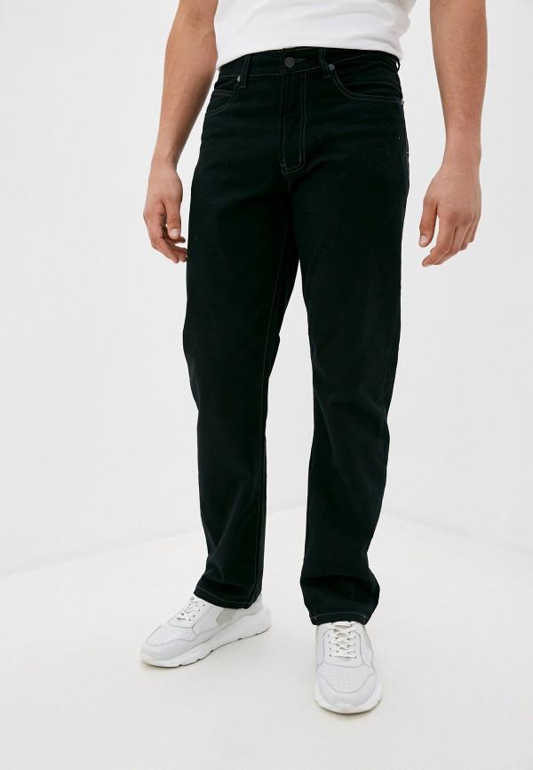 мужские повседневные брюки occhibelli, синие