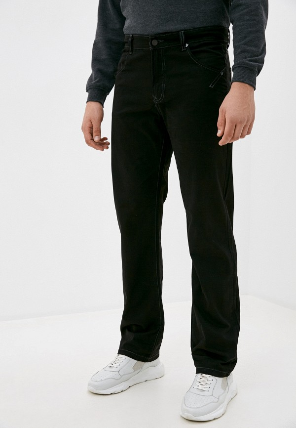 мужские брюки occhibelli, черные