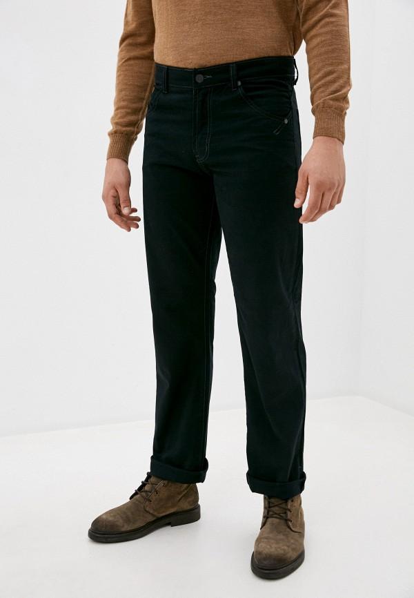 мужские прямые брюки occhibelli, черные