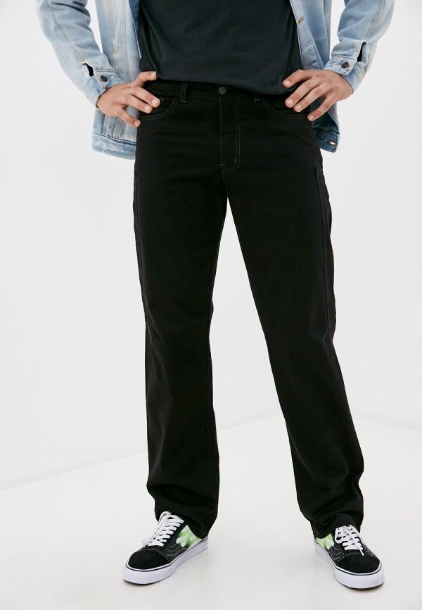 мужские брюки чинос occhibelli, черные