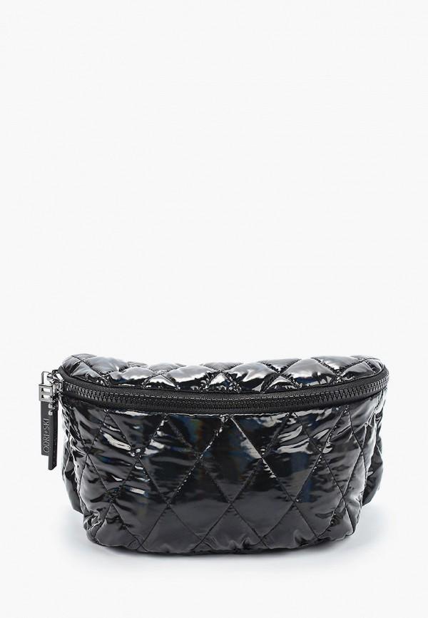 женская сумка odri, черная