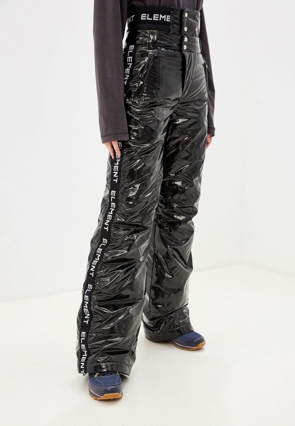 женские брюки odri, черные