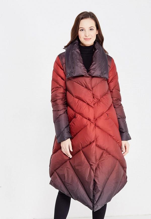 Купить Пуховик Odri, od001ewxgf29, красный, Осень-зима 2017/2018
