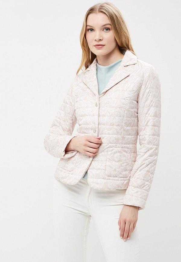 Купить Куртка утепленная Odri Mio, OD006EWAQOU2, бежевый, Весна-лето 2018