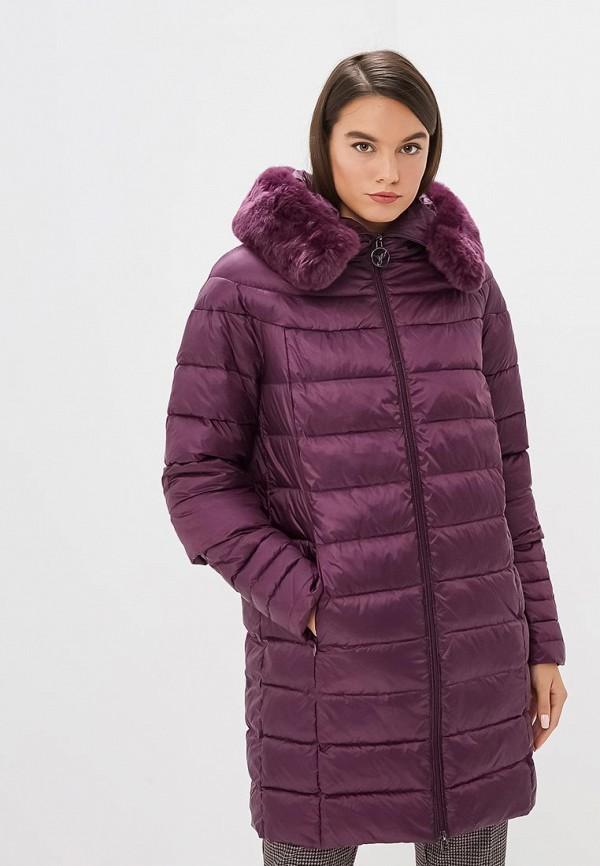 цена Куртка утепленная Odri Mio Odri Mio OD006EWCSDO3 онлайн в 2017 году