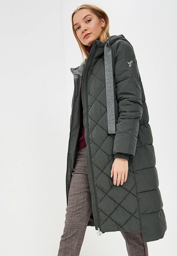 Куртка утепленная Odri Mio Odri Mio OD006EWCSDQ9 odri куртка