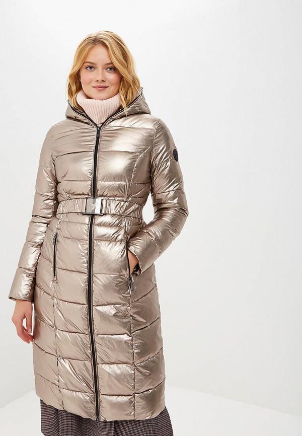 цена Куртка утепленная Odri Mio Odri Mio OD006EWCSDT5 онлайн в 2017 году