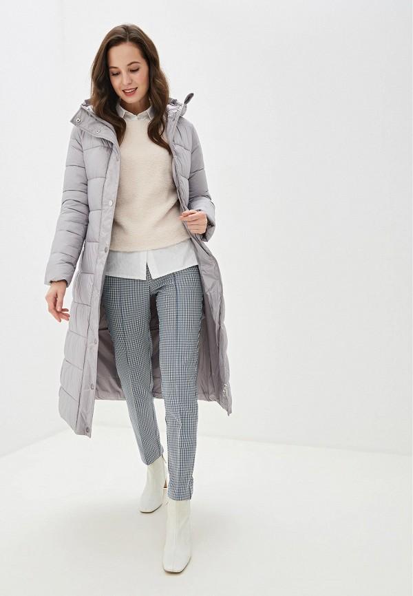 цена Куртка утепленная Odri Mio Odri Mio OD006EWGRQJ4 онлайн в 2017 году