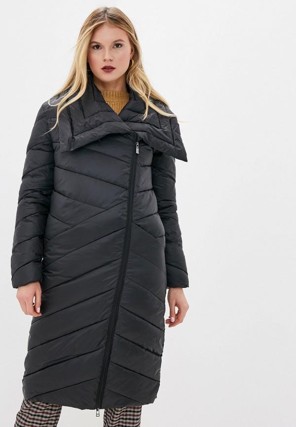 Фото - Куртку утепленная Odri Mio черного цвета