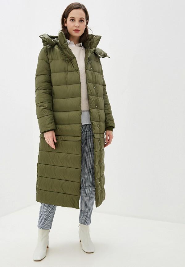 цена Куртка утепленная Odri Mio Odri Mio OD006EWGRQL0 онлайн в 2017 году