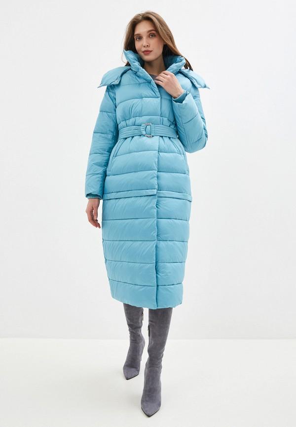 цена Куртка утепленная Odri Mio Odri Mio OD006EWGRQL2 онлайн в 2017 году