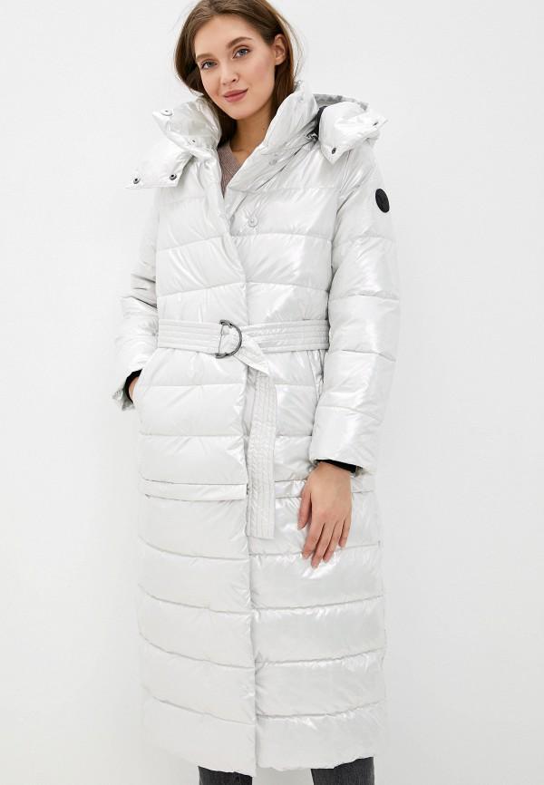 цена Куртка утепленная Odri Mio Odri Mio OD006EWGRQL3 онлайн в 2017 году