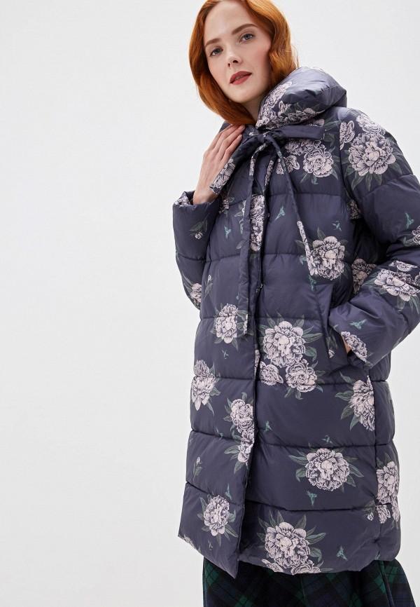 цена Куртка утепленная Odri Mio Odri Mio OD006EWGRQN9 онлайн в 2017 году