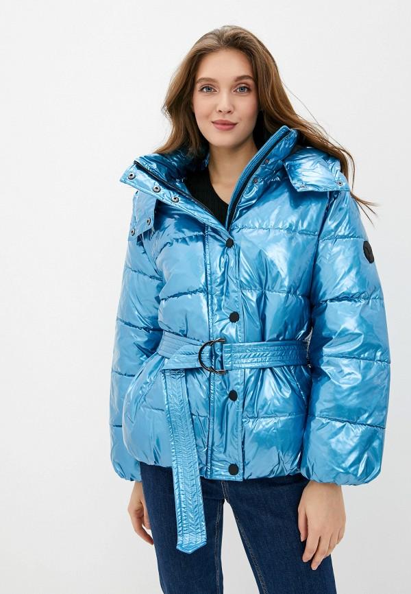цена Куртка утепленная Odri Mio Odri Mio OD006EWGRQO5 онлайн в 2017 году