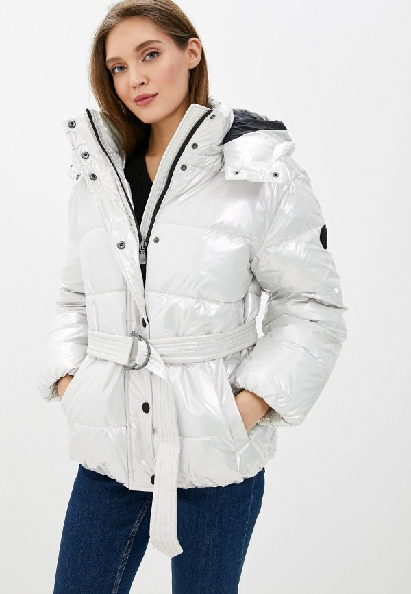 цена Куртка утепленная Odri Mio Odri Mio OD006EWGRQO6 онлайн в 2017 году