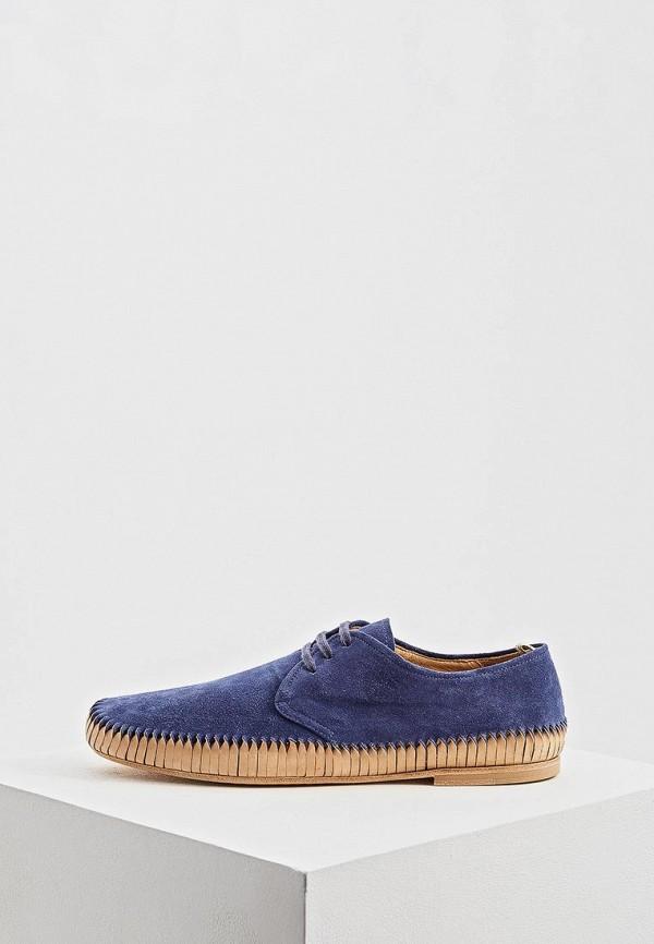 мужские ботинки officine creative, синие