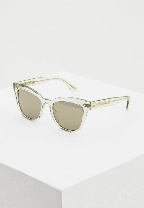 женские солнцезащитные очки oliver peoples, серые