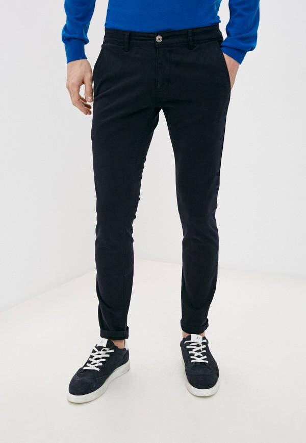 мужские брюки чинос old seams, синие