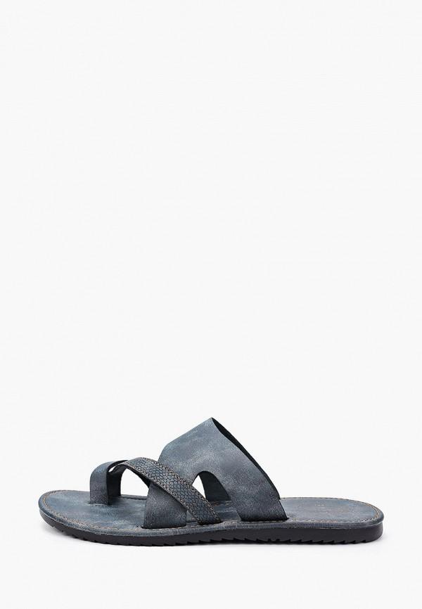 мужские сандалии o-live naturalle, синие