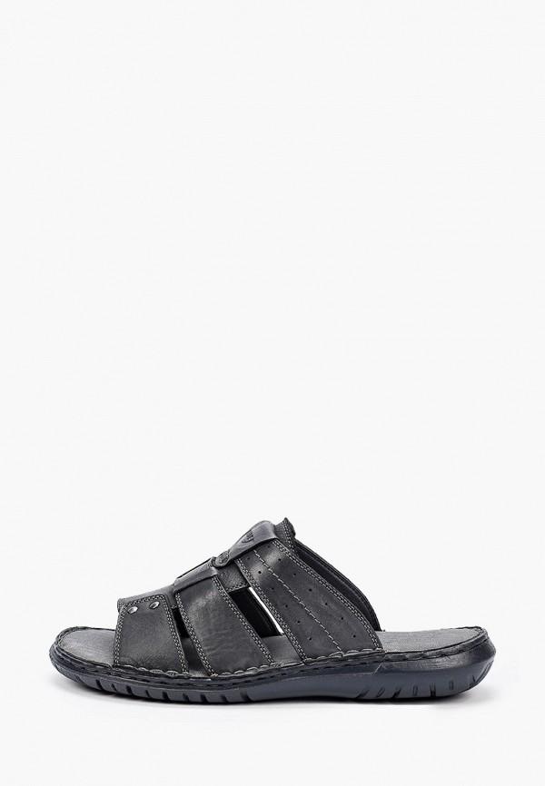 мужские сандалии o-live naturalle, черные