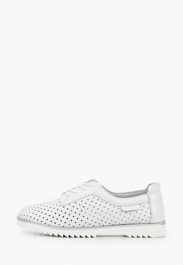 женские ботинки o-live naturalle, белые