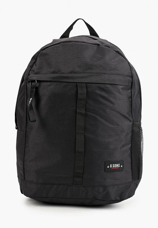 мужской рюкзак only & sons, черный