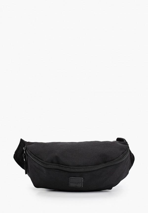 мужская сумка only & sons, черная