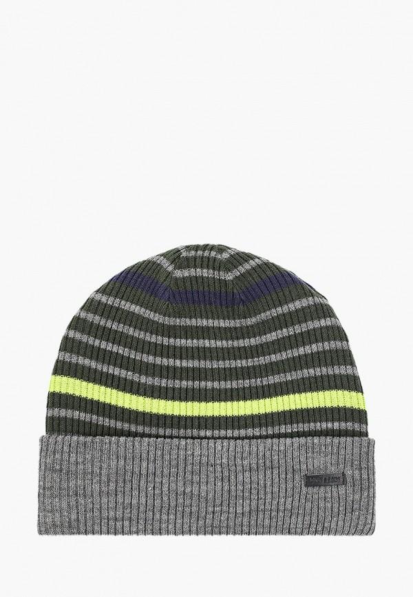 мужская шапка only & sons, разноцветная