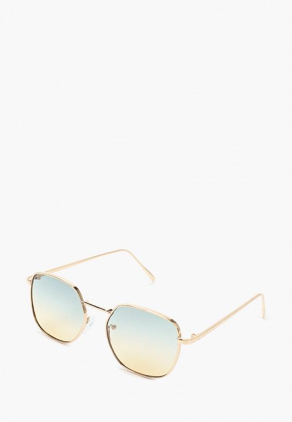 мужские солнцезащитные очки only & sons, золотые