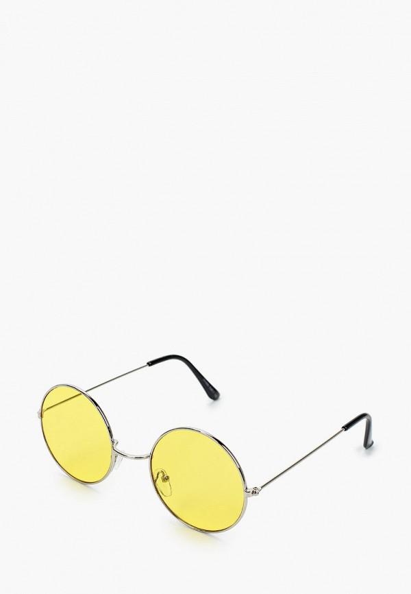 мужские солнцезащитные очки only & sons, желтые