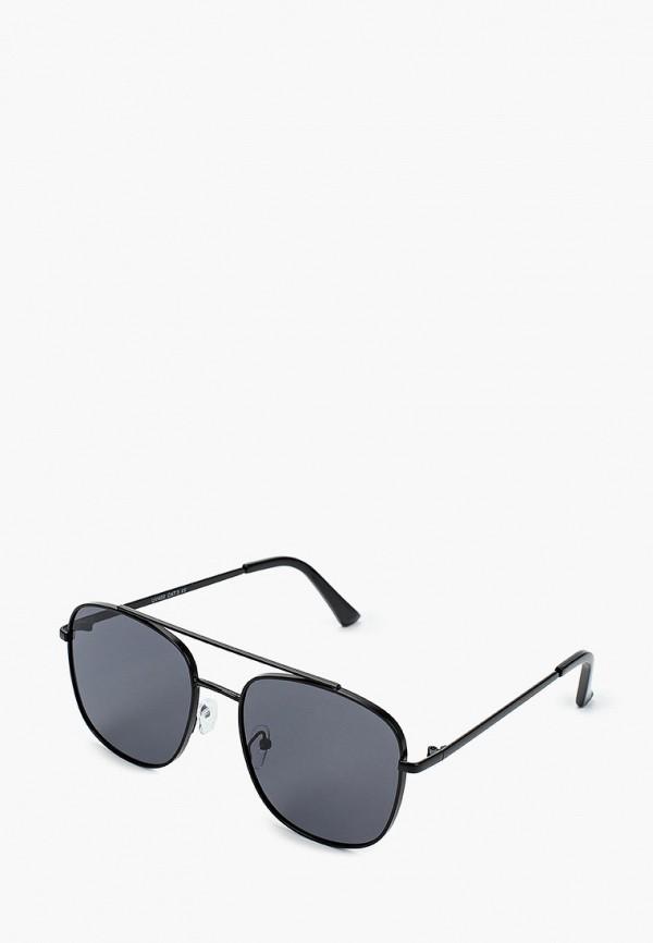 мужские солнцезащитные очки only & sons, черные