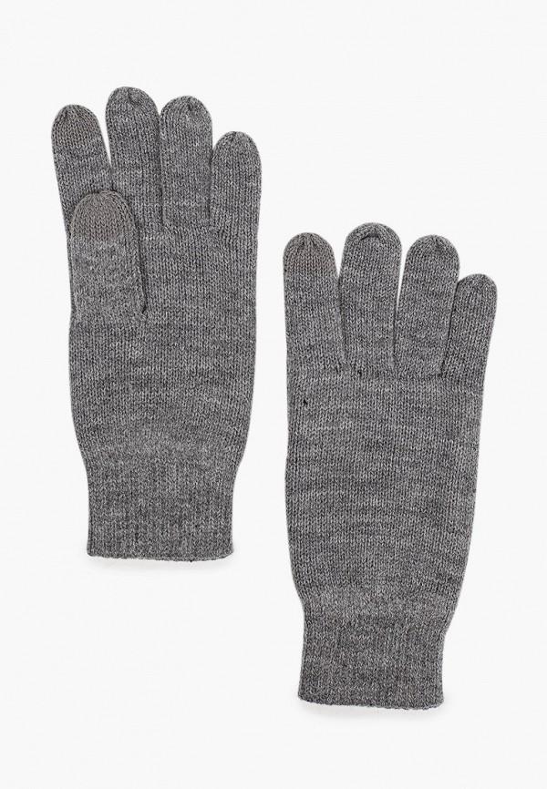 мужские перчатки only & sons, серые