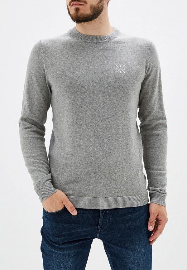 Купить Джемпер Only & Sons серого цвета