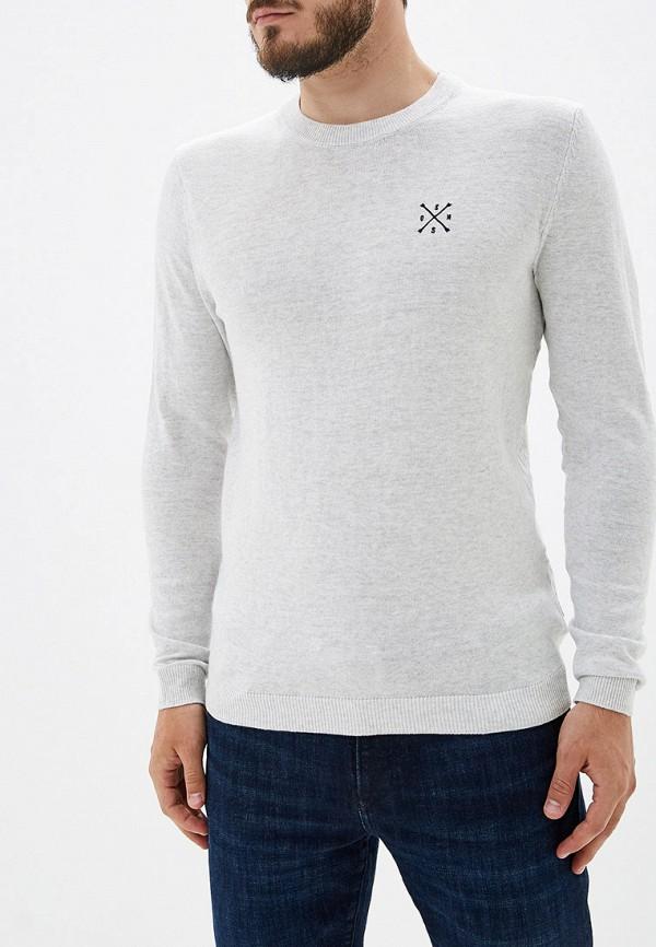 Купить Джемпер Only & Sons белого цвета