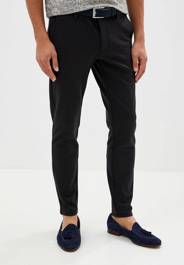 мужские классические брюки only & sons, черные