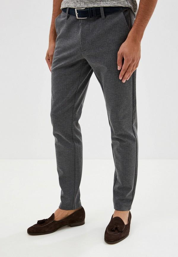 мужские классические брюки only & sons, серые