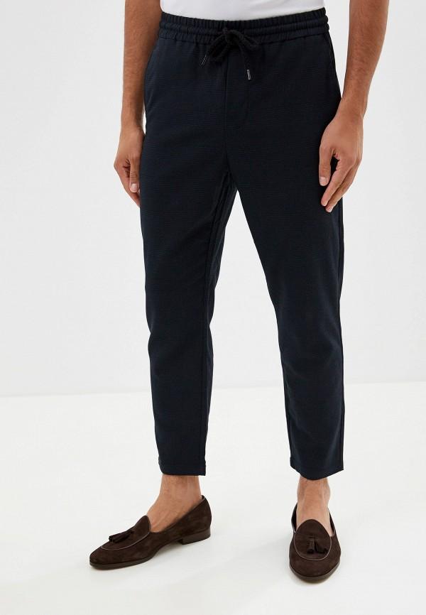 мужские спортивные спортивные брюки only & sons, синие