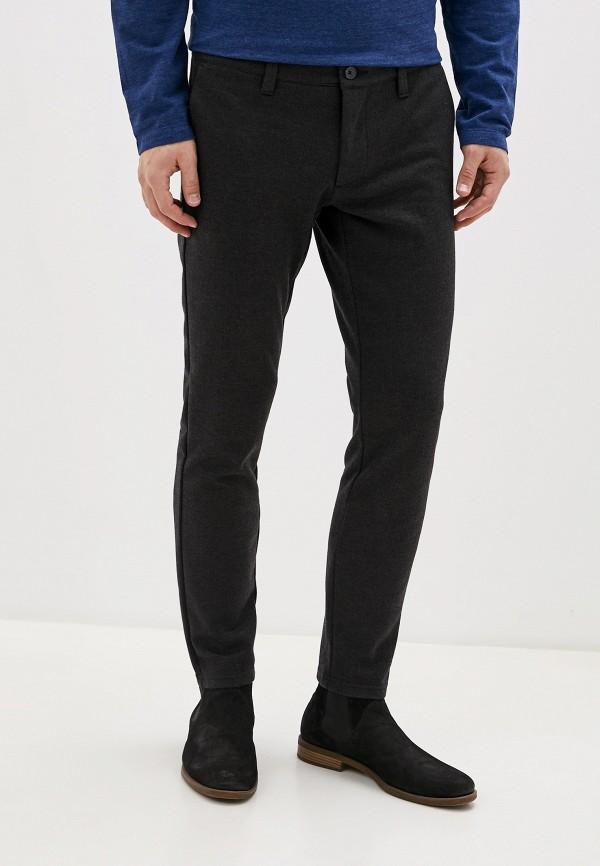мужские повседневные брюки only & sons, серые