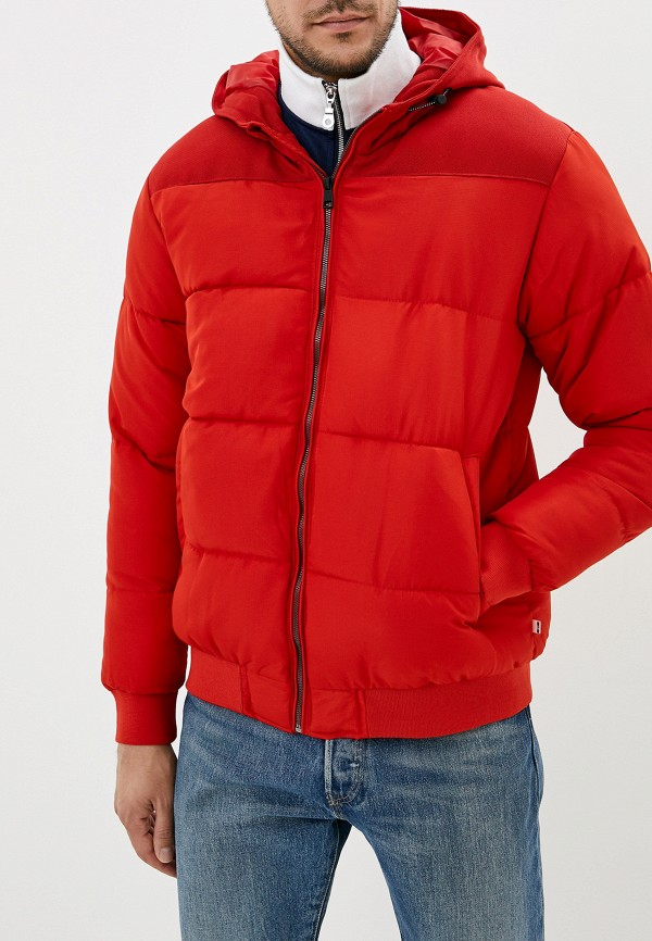 мужская куртка only & sons, красная