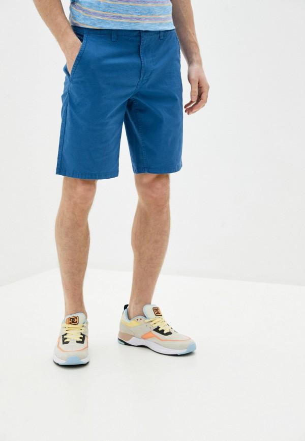 мужские повседневные шорты only & sons, синие