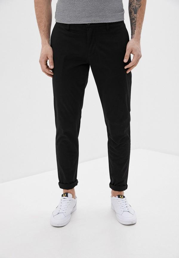 мужские повседневные брюки only & sons, черные