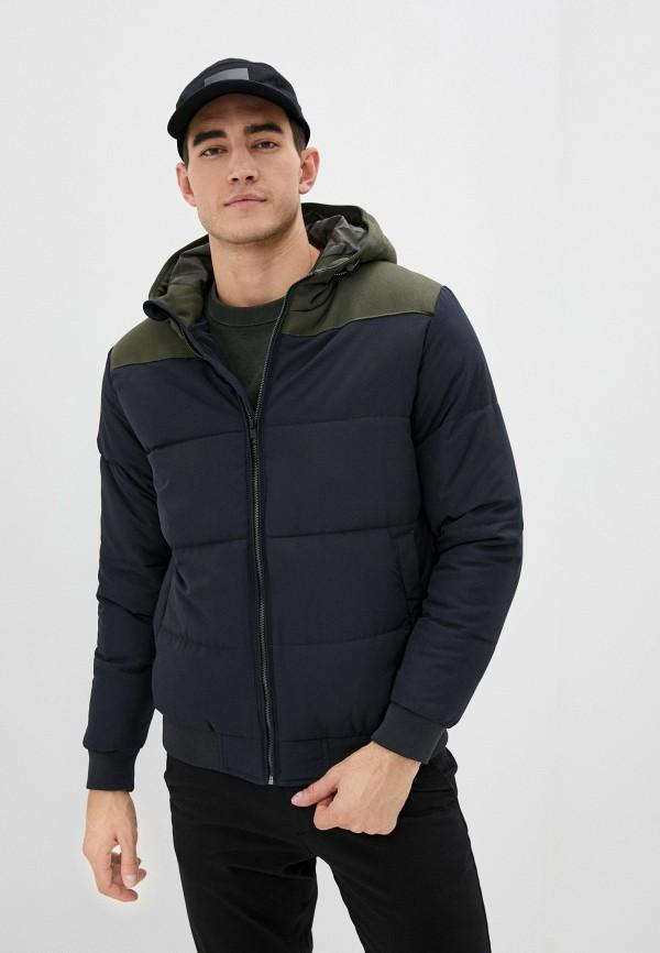 мужская куртка only & sons, разноцветная