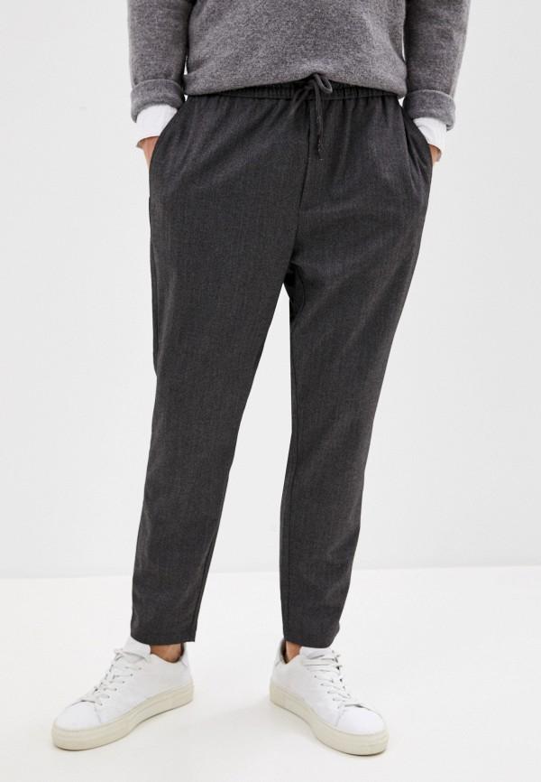 мужские брюки only & sons, серые