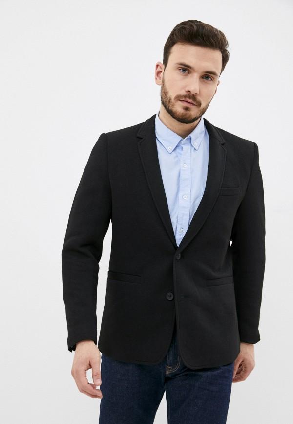 мужской пиджак only & sons, черный