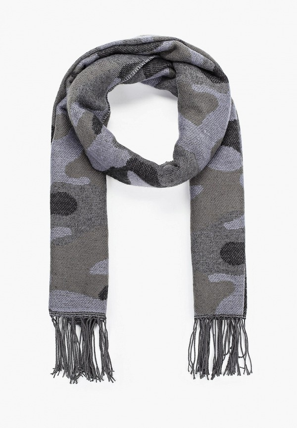 мужской шарф only & sons, разноцветный