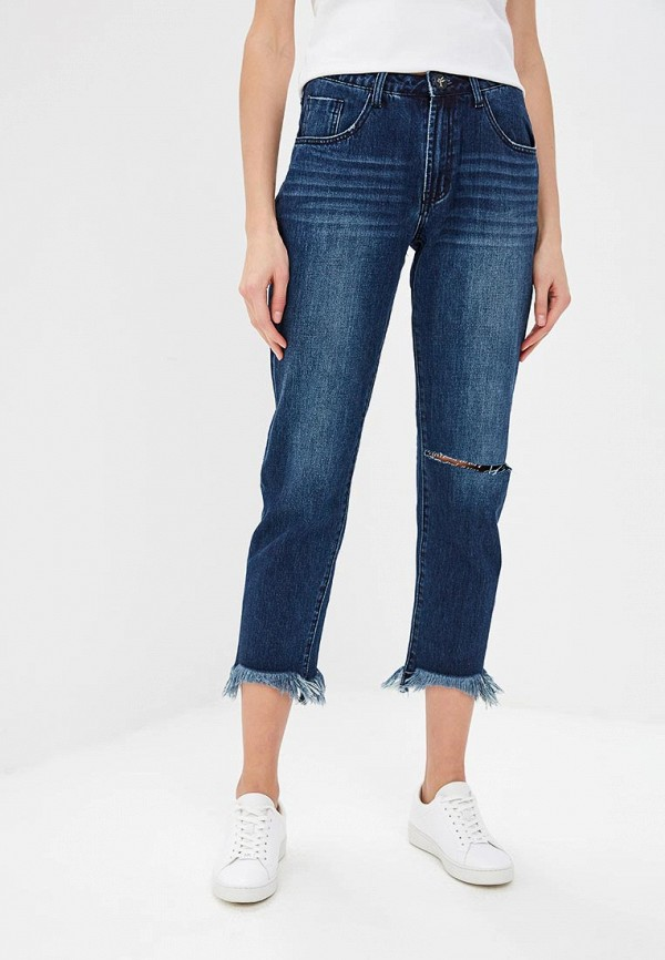 женские джинсы one teaspoon, синие