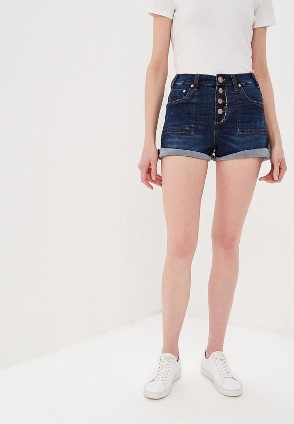 где купить Шорты джинсовые One Teaspoon One Teaspoon ON016EWEBVQ0 по лучшей цене