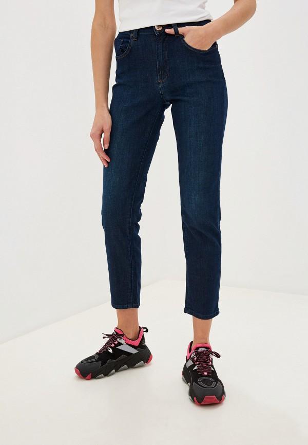 женские прямые джинсы one teaspoon, синие